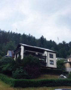 Stattliches 5-Familien Haus Bad-Wildbad-Calmbach