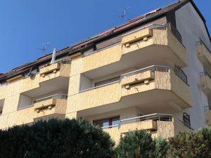 """Objekt-Nr.: E-1253 - PF-Brötzingen: """"3½ -Zi.-ETW mit 2 Balkone und Einzelgarage!"""" - Kaufpreis: 260.000,- €"""