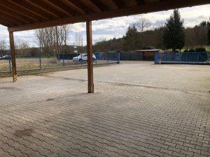 """Objekt-Nr. E-1250 - PF-Eutingen: """"Vielseitig nutzbare Gewerbehalle - Erdgeschoss - im Wohn- und Geschäftshaus!"""" - Kaufpreis: 375.000,- €"""