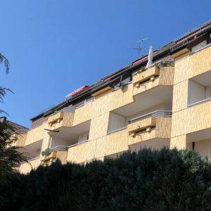 Objekt-Nr.: E-1272-W 1 - PF-Brötzingen, Attraktive 3-Zimmer-ETW mit Terrasse u. Gartenanteil! Kaufpreis: 250.000 €